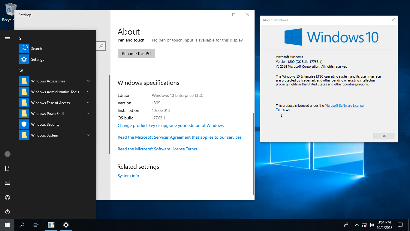 Windows 10 Enterprise 2019 Ltsc Activator Updated Dedicated